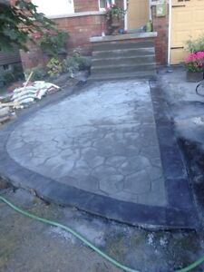 Stamped concrete Peterborough Peterborough Area image 5