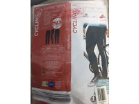 Quality cycling tights,men's size small(28-30ins),quick sale at only £10,no time wasters please