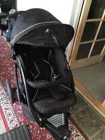 Graco Trekko Duo Tandem Pushchair Sport Luxe