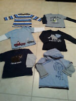 Lot of brand name 2T tops