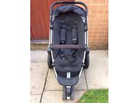 Quinny Buzz Travel System in black