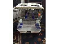 Large Birdcage Very Good Condition