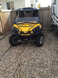 2011 Can Am Commander 1000