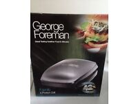for sale george foreman grill