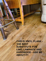 LOOKING FOR PROFESSIONAL CARPET/LINO/VINYL PLANK INSTALLATION?