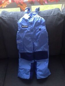Size 3t Columbia snow pants