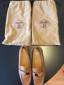 Authentic Jules Hermes ladies' moccasin - $850 - size 36.5