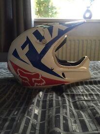 Fox downhill helmet