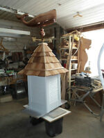 HANDCRAFTED CUPOLA
