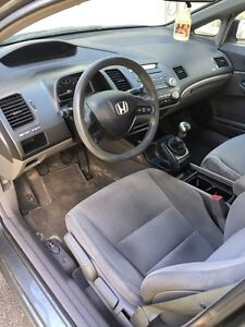 2008 civic with car starter!! West Island Greater Montréal image 4