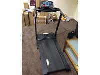 V Fit Electric Treadmill/ Running Machine Good Condition Can Deliver