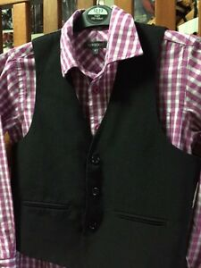 Dress up T-shirt with vest great look 15$ London Ontario image 1