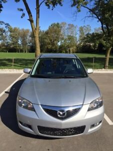 MAZDA 3 2008 GS JUST 103000 KM!! WITH SEFTAY &ETEST