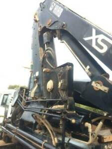 Hiab 144 B3 Hi Duo. 2007 , 4300kg 10.3 meter extension . Negotiable Kenwick Gosnells Area Preview