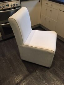 4 Chairs imported from Australia
