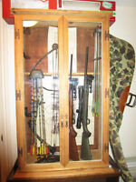 Sporting Goods Display Case