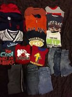 Boys Size 5 Lot of Clothes
