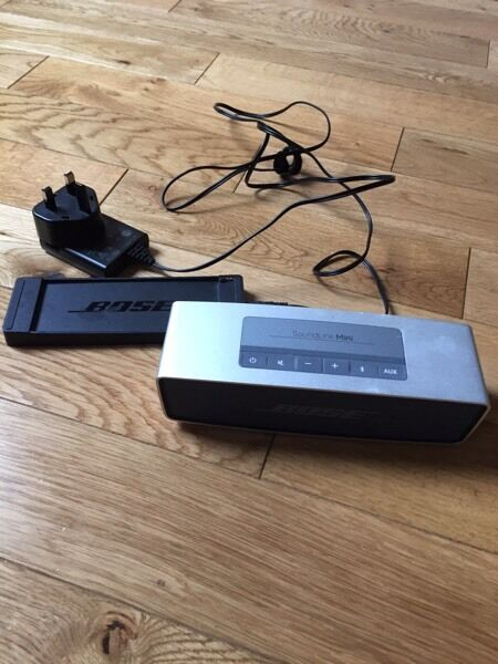 Bose Soundlink Miniin Wickford, EssexGumtree - Quality Bluetooth speaker, very loud with plenty of bass. Bought last year but rarely used