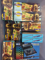 HO scale train complete package