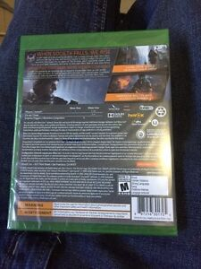 FOR SALE The Division for Xbox one  Peterborough Peterborough Area image 2