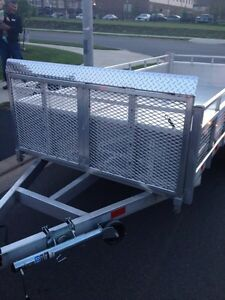 Brand New All Aluminum Trailers