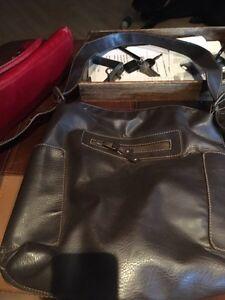 Large brown aldo purse