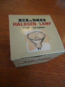 ELMO Halogen Lamp for ST-1200 Projector
