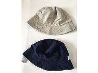 Two latest kids hats from Next,brand new, quick sale for both at only £10,costs £12.95 each