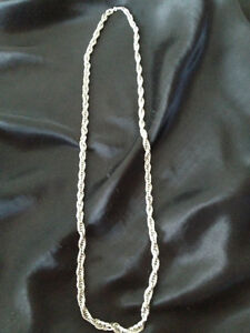 Sterling Silver Necklace Oakville / Halton Region Toronto (GTA) image 1