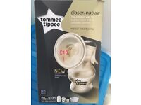 Tommee tippee manual breast pump used twice