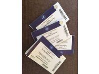 Drake tickets at the O2