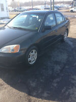 Great 2002 Honda Civic