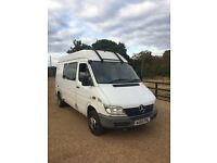 Mercedes sprinters 413 cdi min bus only 097.000