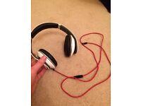 Beats by Dr Dre Headphones, white Monster Studio