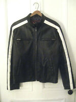 Brand New Motorcycle Leather Jacket - Street Legal
