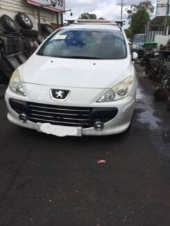 Wrecking Peugeot 307 2006 diesel/petrol Liverpool Liverpool Area Preview