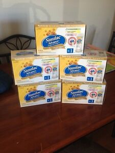 Similac ready to use 5 boxes of 8 X 59ml