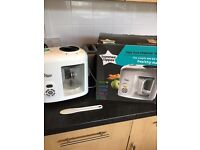 Tommee tippee blender and steamer