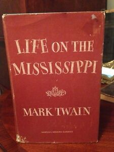 Life on the Mississippi - Mark Twain 1950