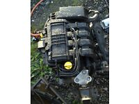 Renault Clio 1.2 16v engine and gearbox
