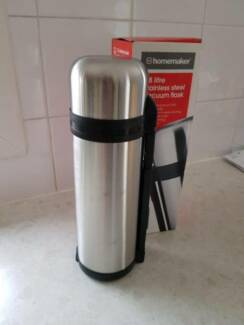 New Stainless Steel Thermos Flask