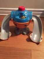 Octopod launcher(Octonauts toy for toddler boys/girls)