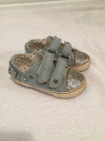 Next Denim Shoes size 4