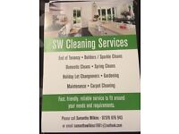 SW Cleaning Services