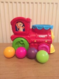 Playskool train