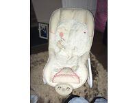 Winnie the Pooh bouncer chair