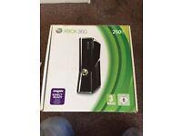 Swaps Xbox 360 elite and extras