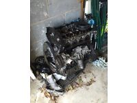Corsa VXR engine (Spares or repair)