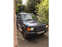 Discovery 2000 2.5 Td5 Millennium edition