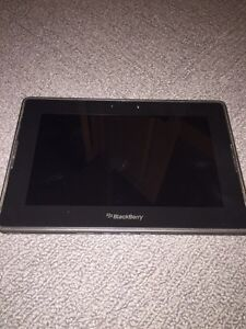 16gb Blackberry Playbook and cases